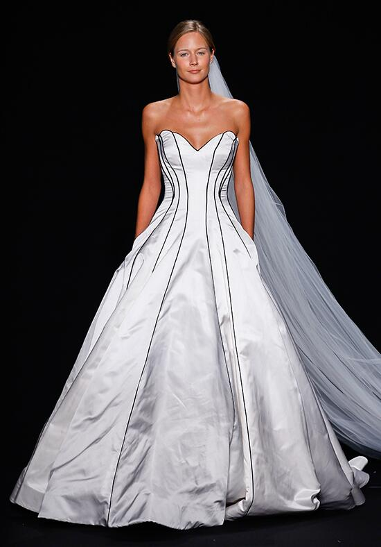 Mark Zunino for Kleinfeld 153 Wedding Dress photo