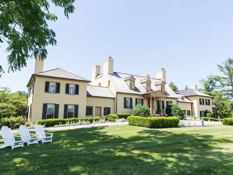 Wedding venue in Elkridge, Maryland.