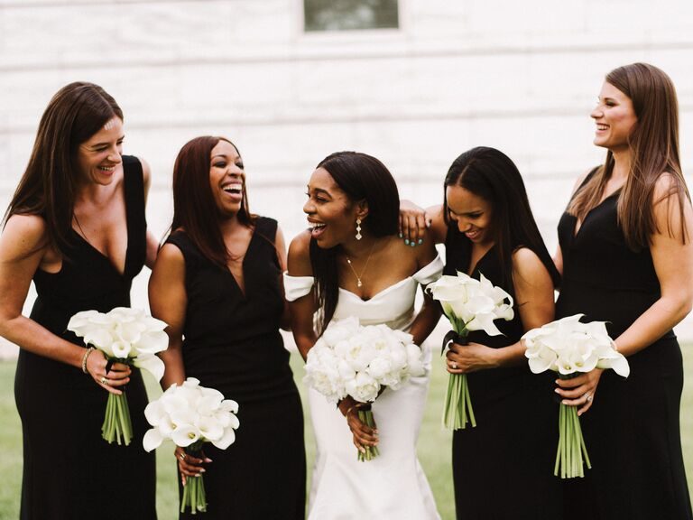 Wedding Guest Hairstyles Sleek and Straight