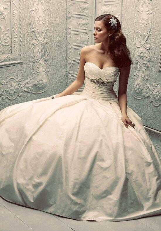 Paloma Blanca 4203 Wedding Dress photo