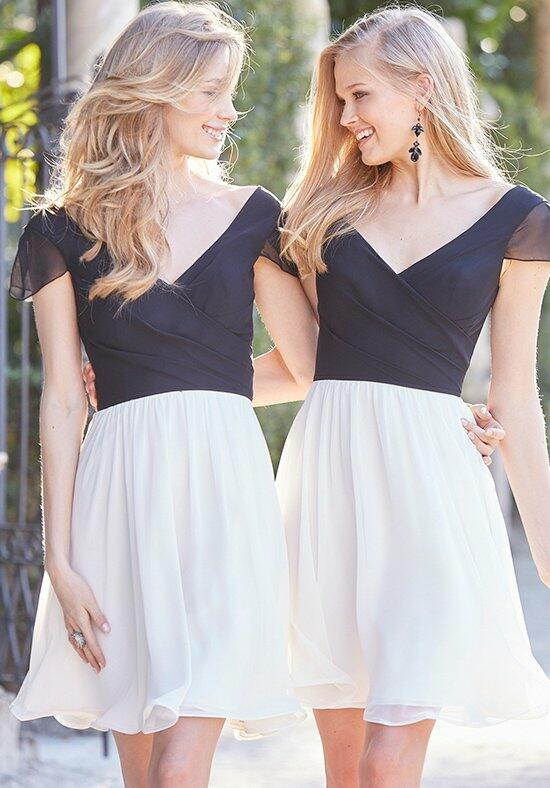 Hayley Paige Occasions 5523 Bridesmaid Dress photo