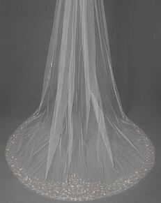 To Have & To Borrow Gardina White Veil
