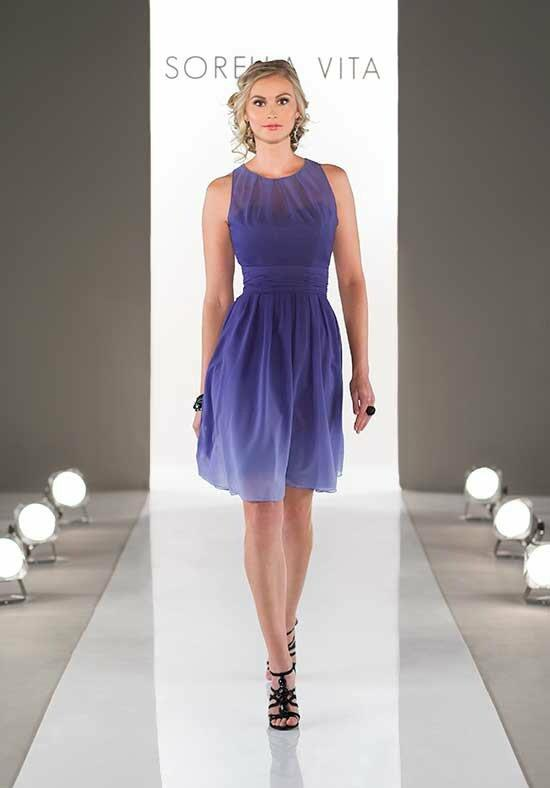 Sorella Vita 8458OM Bridesmaid Dress photo