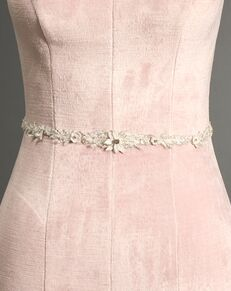 To Have & To Borrow Ivorie Ivory Sashes + Belt