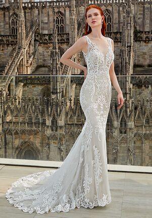 Demetrios 8107 Mermaid Wedding Dress