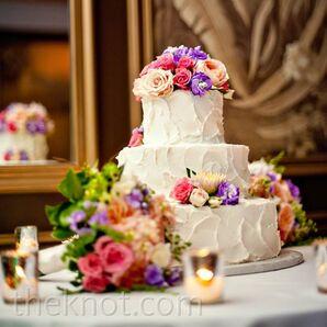 White Pound Cake