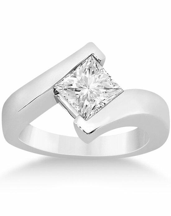 Allurez - Customized Rings U3314 Engagement Ring photo