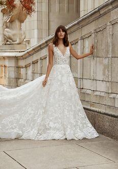 Lazaro Geneva Style 32103 A-Line Wedding Dress
