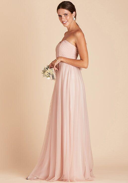 Birdy Grey Christina Convertible Dress in Vintage Blush Sweetheart Bridesmaid Dress