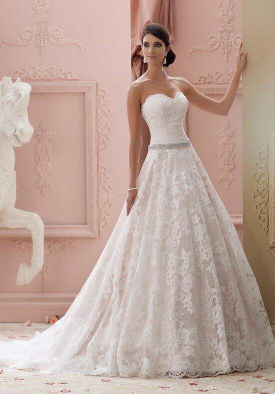 David Tutera for Mon Cheri 115226 Suri Wedding Dress photo