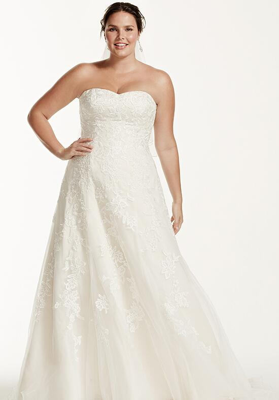 David's Bridal David's Bridal Woman Style 9V3587 Wedding Dress photo