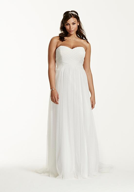 David's Bridal Galina Style 9WG3438 Wedding Dress photo