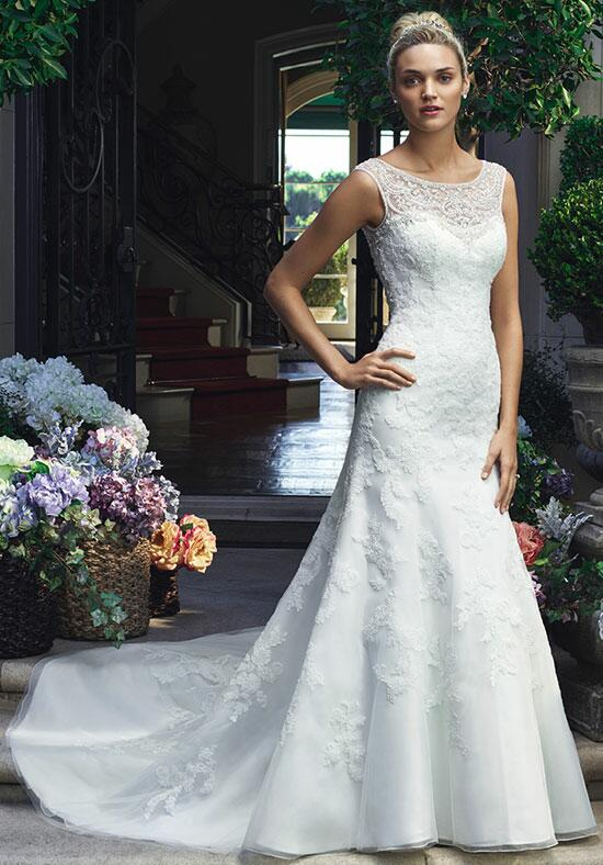 Casablanca Bridal 2217 Wedding Dress photo