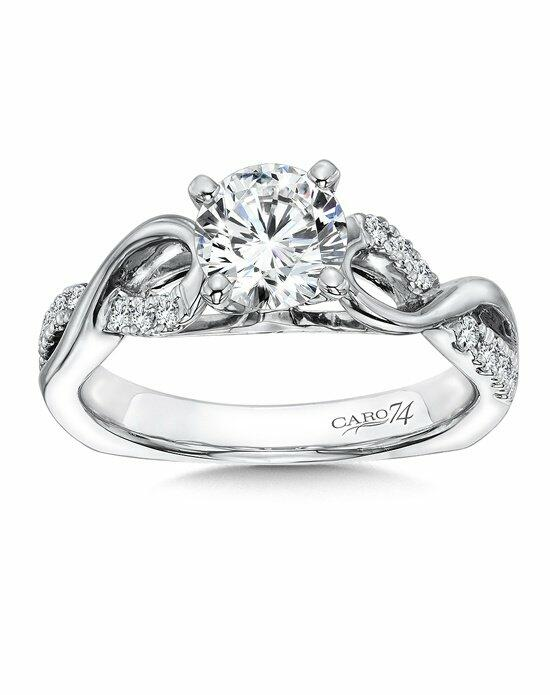 Caro 74 CR195W Engagement Ring photo