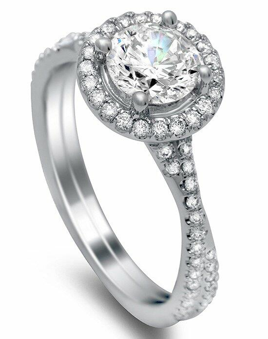 Timeless Designs R1482-C Engagement Ring photo