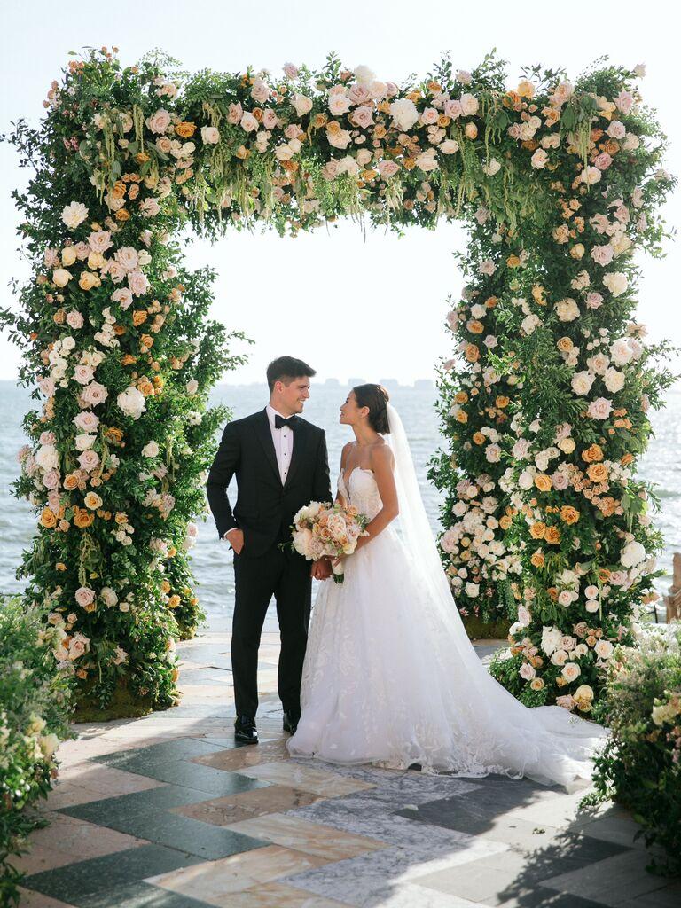caila and nick wedding