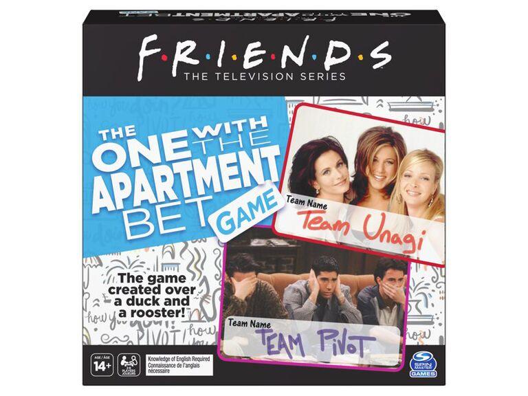 'Friends' trivia game