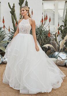 Beloved by Casablanca Bridal BL342-1 Billie Ball Gown Wedding Dress