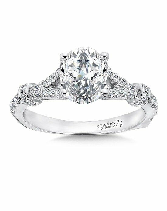 Caro 74 CR542W Engagement Ring photo