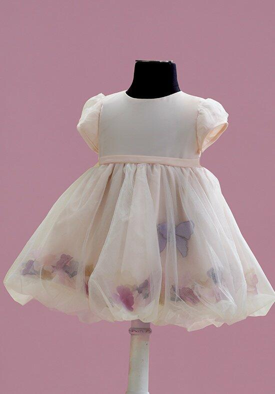 Joan Calabrese by Mon Cheri 215357B Flower Girl Dress photo