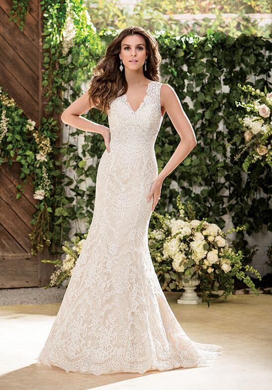 Jasmine Collection F181053 Wedding Dress photo