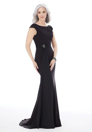MGNY 72233 Black,Red Mother Of The Bride Dress