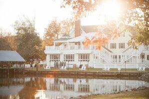 The Oaks Waterfront Inn Wedding Venue