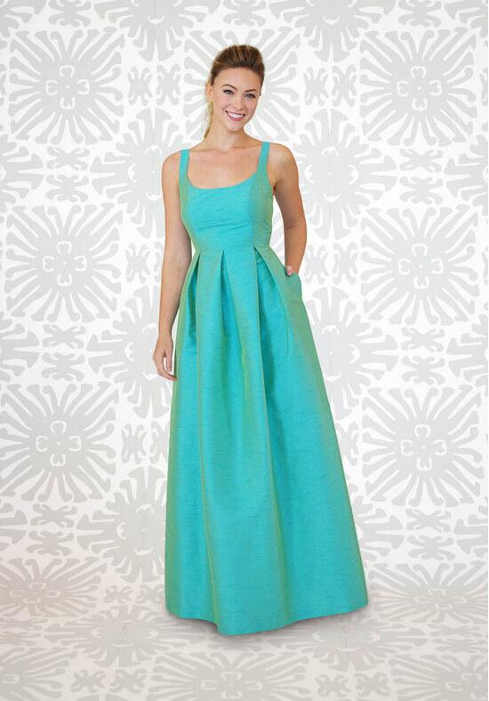 LulaKate Emily Long Bridesmaid Dress photo