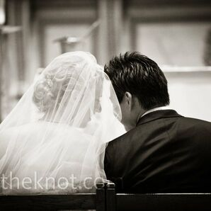 Traditional Cathedral-length Veil