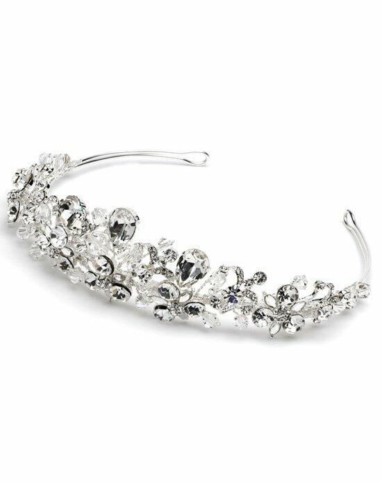 USABride Nicolette Swarovski Tiara TI-3008 Wedding Tiaras photo