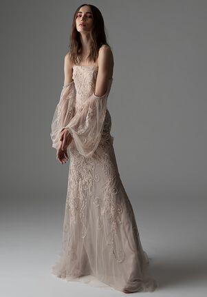 Rivini by Rita Vinieris Andrews Sheath Wedding Dress