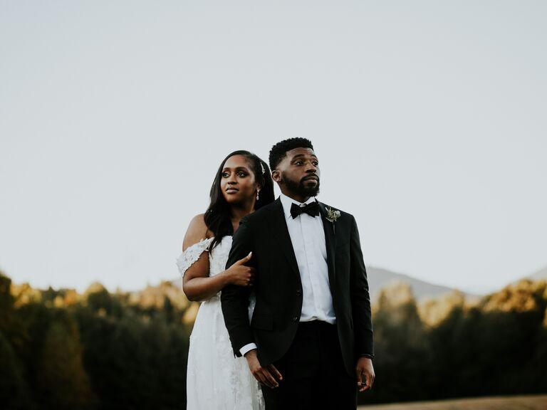 Wedding venue in Cleveland, Georgia.