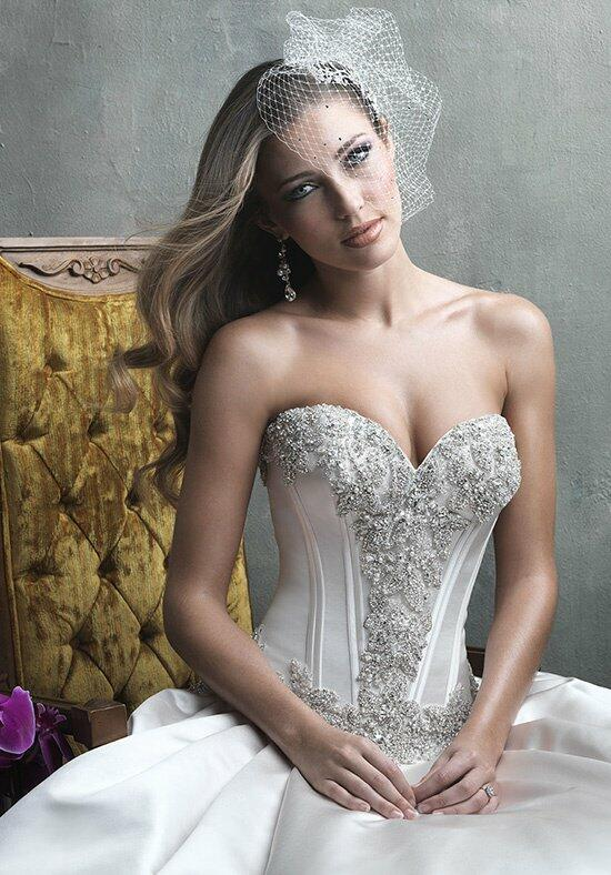 Allure Couture C300 Wedding Dress photo
