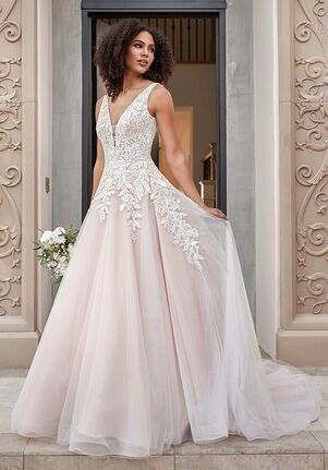 Jasmine Couture T232059 A-Line Wedding Dress