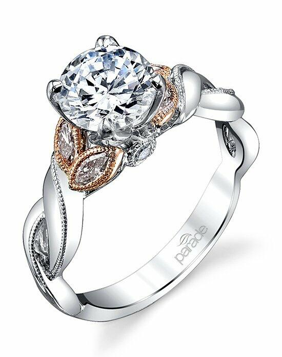 Parade Design Style R3520 from the Lyria® Collection Engagement Ring photo