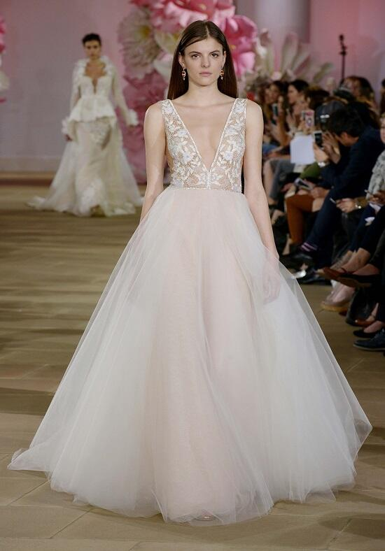 Ines Di Santo Song Wedding Dress photo