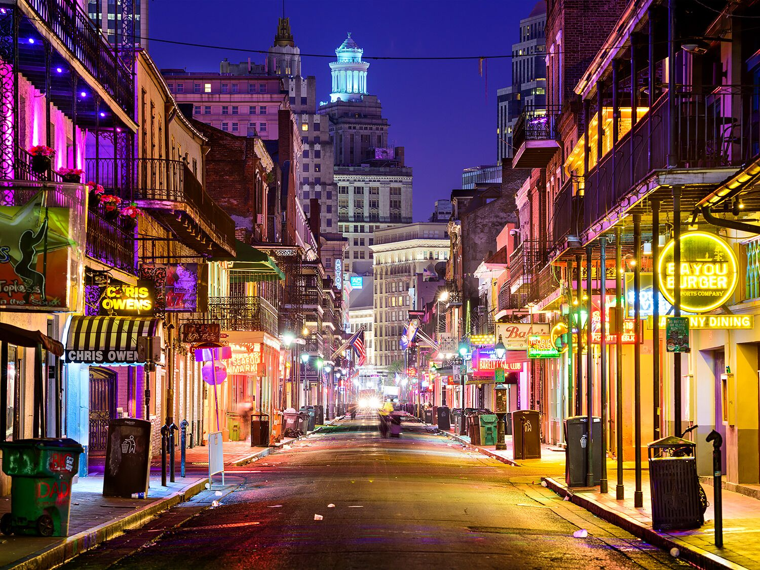 New Orleans Bachelor Party Itinerary Hotels Restaurants Activities