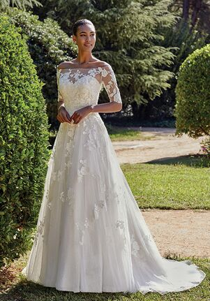 Sincerity Bridal 44135 Ball Gown Wedding Dress