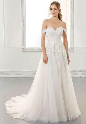 Morilee by Madeline Gardner/Blu Arwen A-Line Wedding Dress