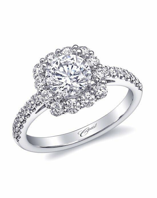 Coast Diamond Charisma Collection - LC5382 Engagement Ring photo