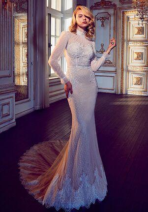 Calla Blanche 17253 Valentina Sheath Wedding Dress