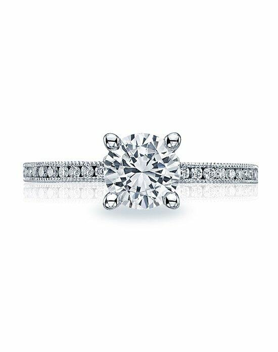 Tacori 2518 RD 6.5 Engagement Ring photo
