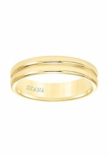 Diana 11-N8658Y5-G Wedding Ring photo