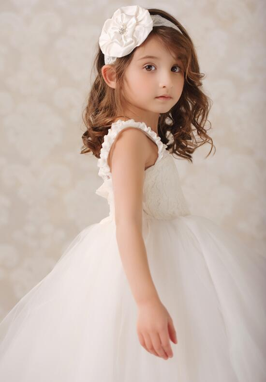 FATTIEPIE Elsa Flower Girl Dress photo