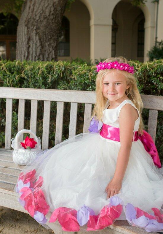 Wallao 3205 Flower Girl Dress photo