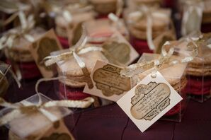 Harry Potter-Inspired Favors at Hempstead House in New York