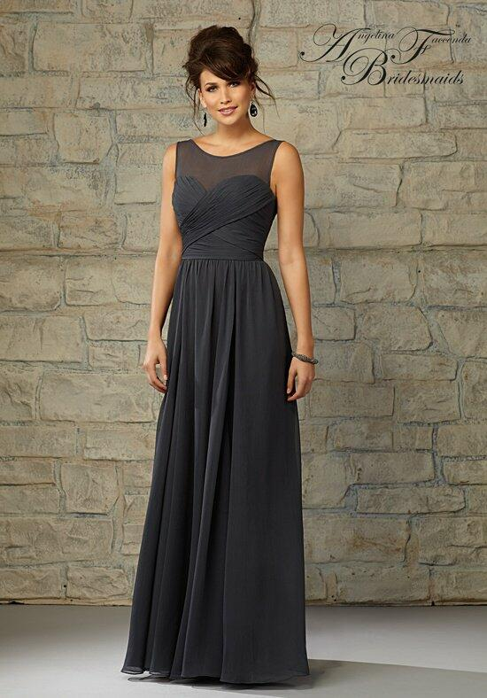 Angelina Faccenda Bridesmaids 20451 Bridesmaid Dress photo