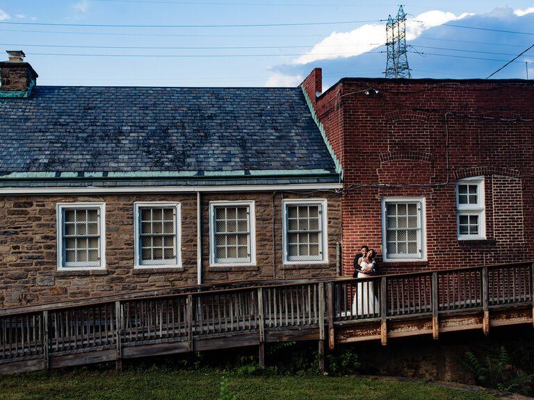 Brewery wedding venue in Philadelphia, Pennsylvania.
