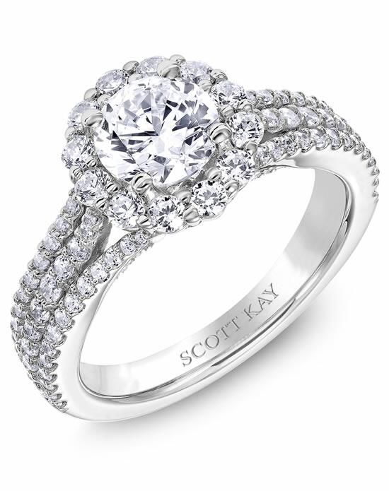 Scott Kay M2607R520 Engagement Ring - The Knot