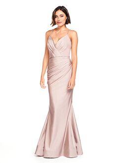 Bari Jay Bridesmaids 2000 Halter Bridesmaid Dress